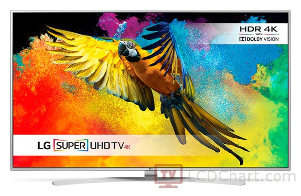 "LG 60"" 4K Ultra HD Smart LED TV / 60UH770V"