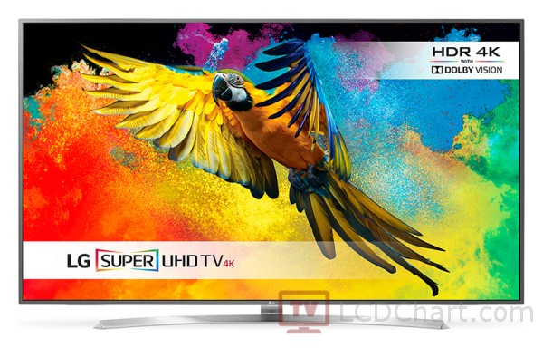 "LG 75"" 4K Ultra HD Smart LED TV / 75UH855V"
