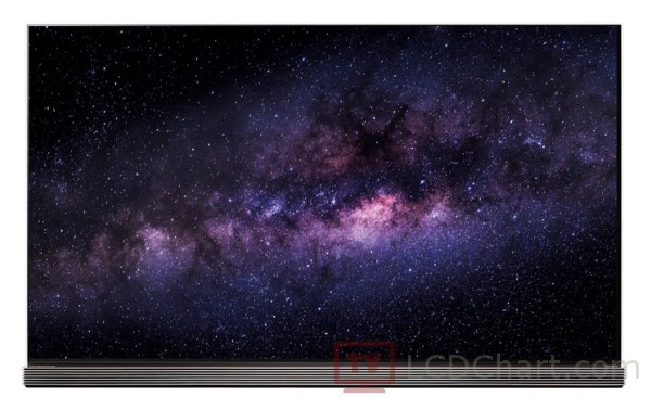 "LG 77"" Signature 4K Ultra HD Smart TV / OLED77G6V"